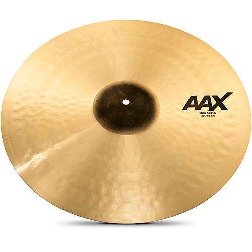 Sabian AAX Thin Crash Cymbal 20 in.