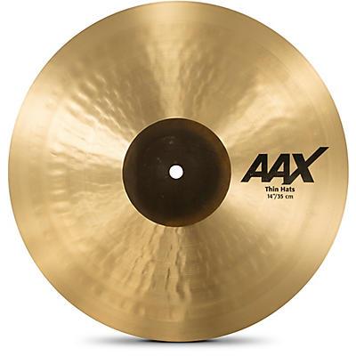 Sabian AAX Thin Hi-Hats
