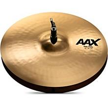 AAX Thin Hi-Hats Brilliant 14 in. Top