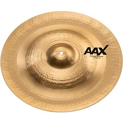 Sabian AAX Treme Chinese Cymbal Brilliant