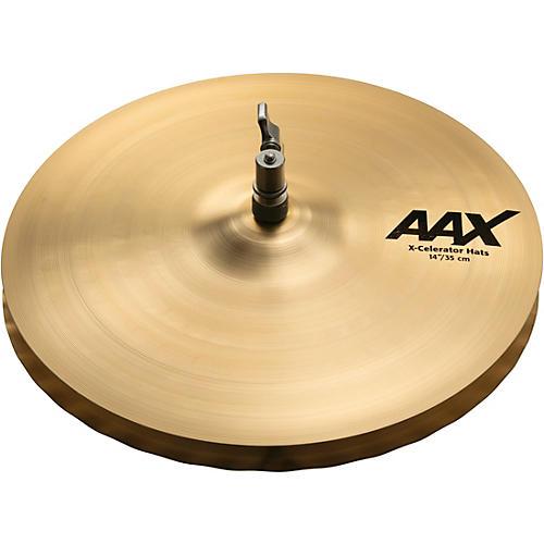 Sabian AAX X-Celerator Hi-Hats 14 in.