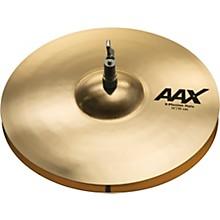Open BoxSabian AAX X-Plosion Hi-Hat Cymbals Brilliant