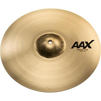 Sabian AAX X-plosion Crash Cymbal
