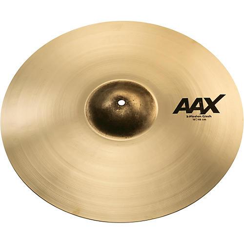 Sabian AAX X-plosion Crash Cymbal 19 in.
