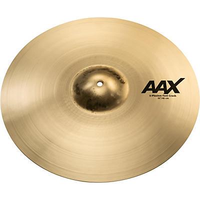 Sabian AAX X-plosion Fast Crash Cymbal