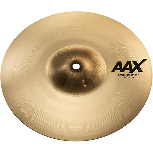 sabian aax x plosion splash cymbal 11in musician 39 s friend. Black Bedroom Furniture Sets. Home Design Ideas