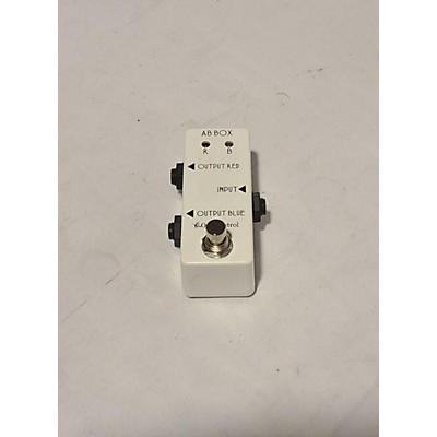 One Control AB Box Pedal