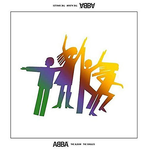 Alliance ABBA - Abba: The Singles (Colored Vinyl)
