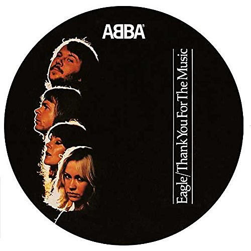 Alliance ABBA - Eagle / Thank You For The Music (Picture Disc)