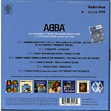 "ABBA - Voulez Vous [Box Set] [Colored 7"" Vinyl]"