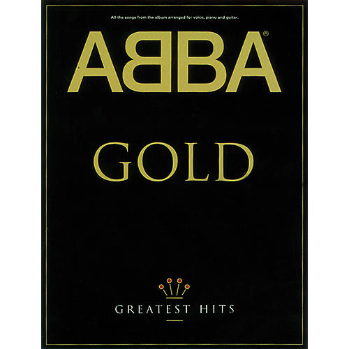 Alfred ABBA Gold Greatest Hits