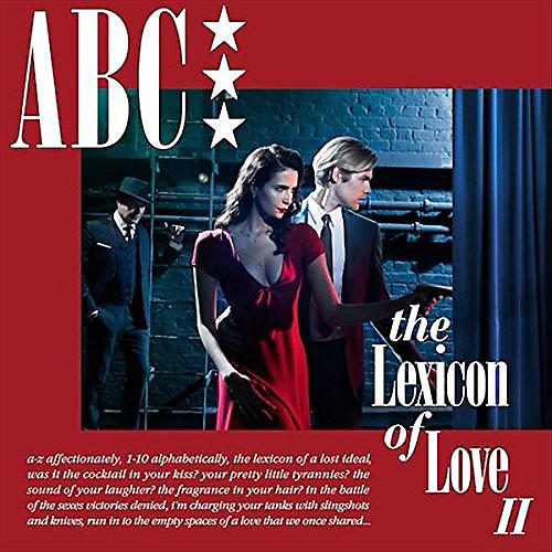 Alliance ABC - Lexicon Of Love Ii