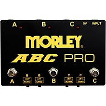 Open Box Morley ABC Pro Switcher/Combiner Pedal