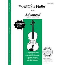 Carl Fischer ABCs of Violin - Advanced (Book + CD)