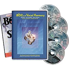 Born to Sing ABCs of Vocal Harmony (4 CDs/Book)