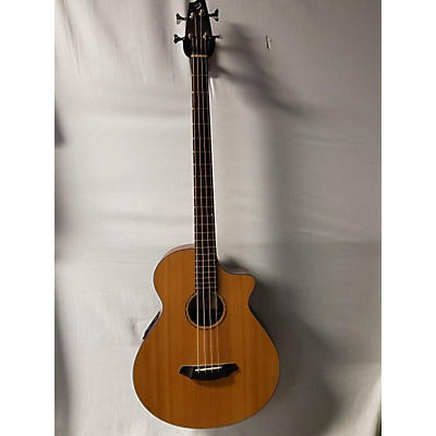 Breedlove ABJ250/SM4 Acoustic Bass Guitar