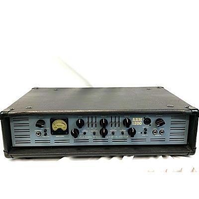 Ashdown ABM 1200 Tube Bass Amp Head