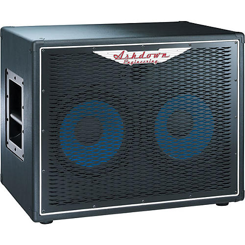 Ashdown ABM 210H Compact 400W 2x10 Bass Speaker Cabinet with Horn
