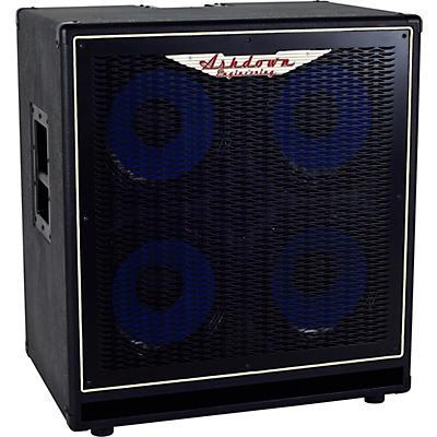 Ashdown ABM-410H EVO IV 650W 4x10 Bass Speaker Cabinet