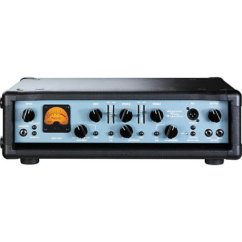 Ashdown ABM 500 EVO III 575W Bass Amp Head