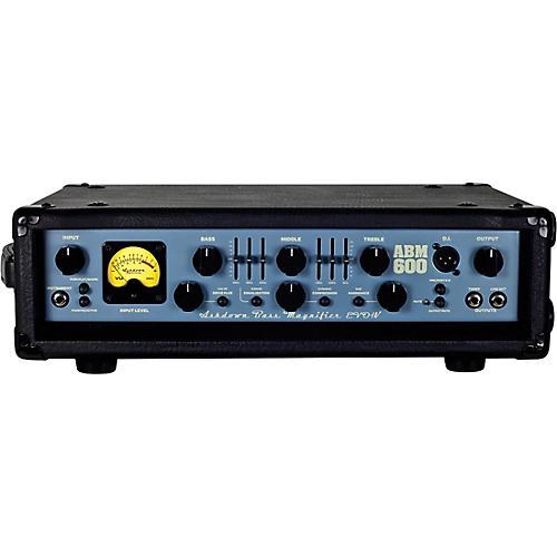 Ashdown ABM 600 EVO IV 600W Tube Hybrid Bass Amp Head Condition 1 - Mint