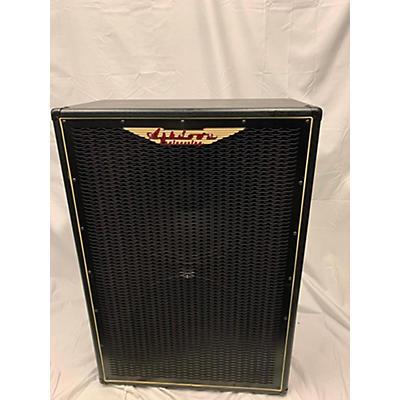 Ashdown ABM215 1000W 2x15 Bass Cabinet