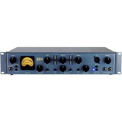 Ashdown ABM400 Neo Line 400W Bass Tube Head