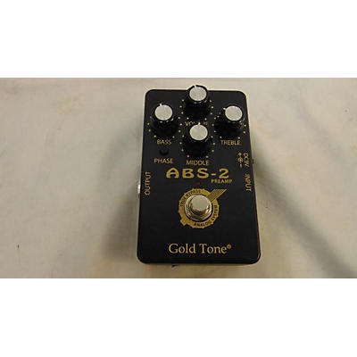 Gold Tone ABS-2 Pedal