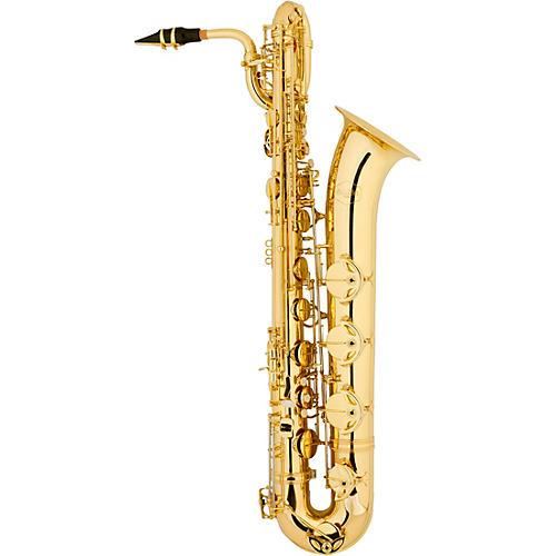 Allora ABS-450 Vienna Series Baritone Saxophone Lacquer Lacquer Keys