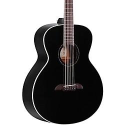 ABT610E Baritone Acoustic-Electric Guitar Black