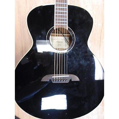 Alvarez ABT610EBK Acoustic Guitar