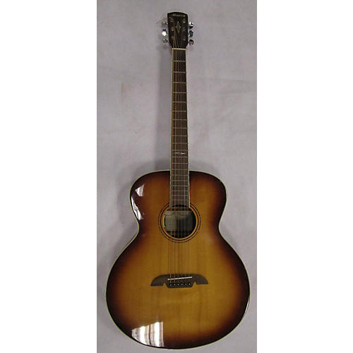 Alvarez ABT610ESHB Acoustic Electric Guitar ice tea