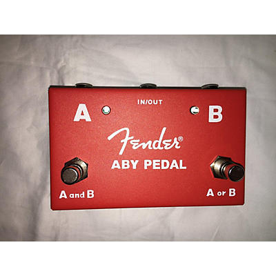 Fender ABY Footswitch Pedal