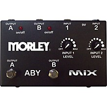 Open BoxMorley ABY Mix Guitar Mixer and Switcher