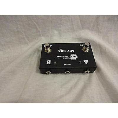 Live Wire Solutions ABY1 Effect Pedal Package