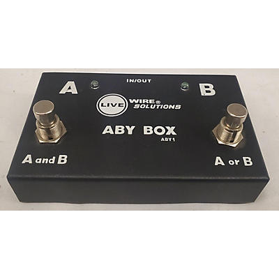 Livewire ABY1 Switcher Pedal