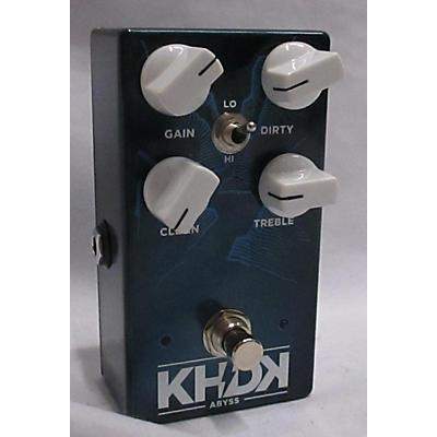 KHDK ABYSS Bass Effect Pedal