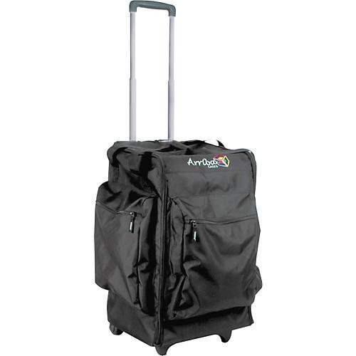 Arriba Cases AC-165 Rolling Lighting Fixture Bag