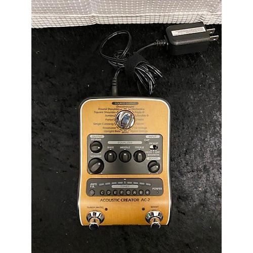 Zoom AC-2 Pedal