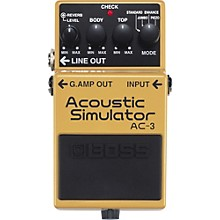 Open Box Boss AC-3 Acoustic Simulator
