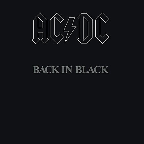 Alliance AC/DC - Back In Black