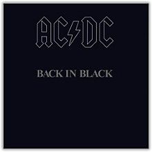 AC/DC - Back in Black Vinyl LP