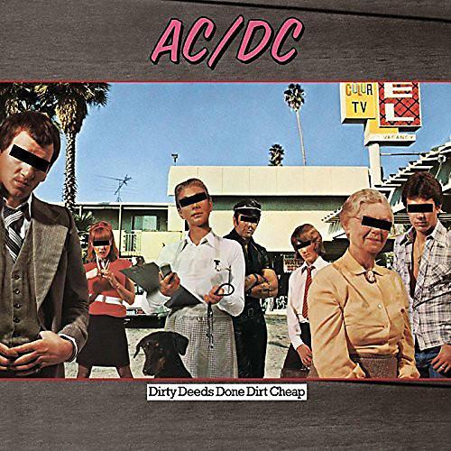 Alliance AC/DC - Dirty Deeds Done Dirt Cheap