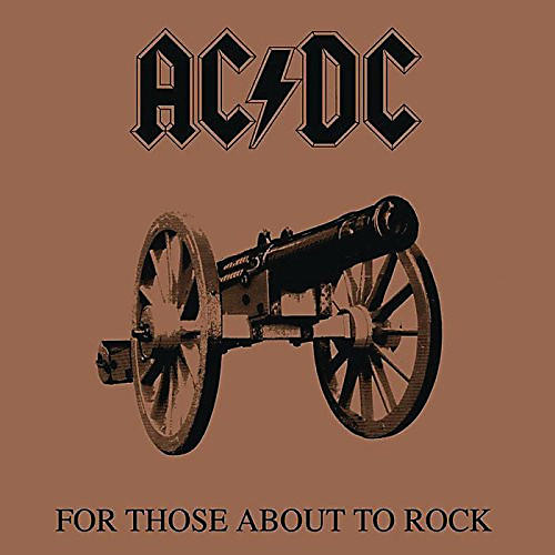 Alliance AC/DC - For Those About to Rock We Salute You