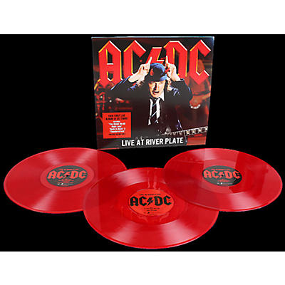 AC/DC - Live at River Plate 3 LPs