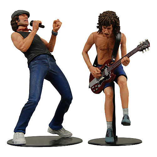 Gear One AC/DC Action Figure 2-Pack