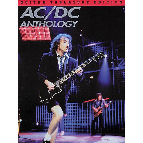 Hal Leonard AC/DC Anthology Guitar Tab Book