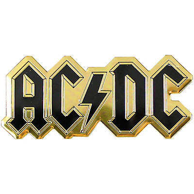 C&D Visionary AC/DC Heavy Metal Stickers