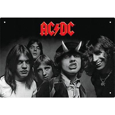 Hal Leonard AC/DC Highway to Hell Tin Sign