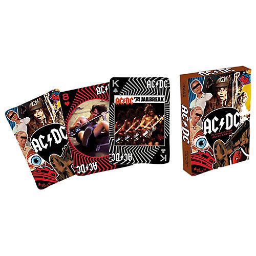 Hal Leonard AC/DC Playing Cards